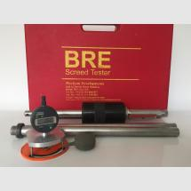 BRE screed tester with case