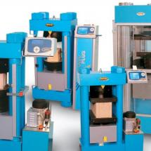 Compression testing machines, high stability